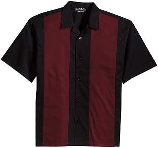 Men's Retro Bowling Camp Shirt