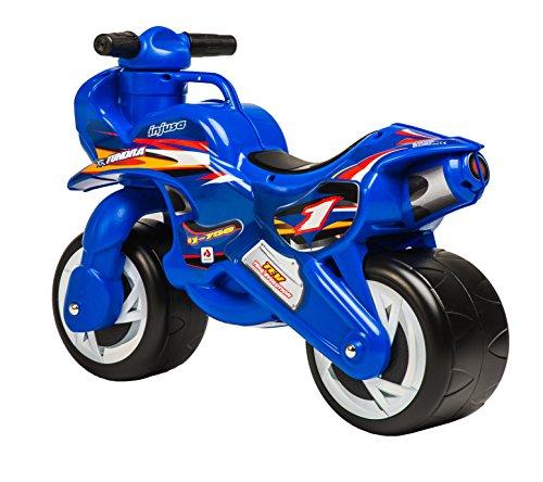INJUSA - Moto Correpasillos Tundra, para Niños de +12m, Color Azul (195/000) + Correpasillos Neox para Niños a Partir de…