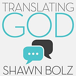 Translating God audiobook cover art