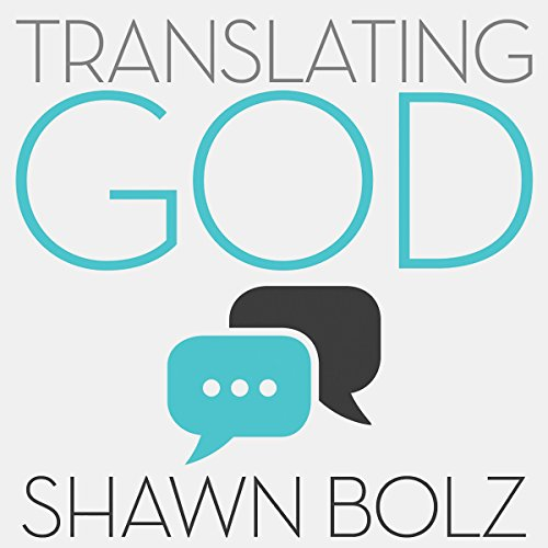 Translating God cover art