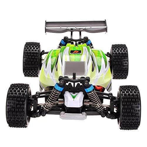 ACHICOO Fahrzeugmodelle, AKDSteel A959-B 1/18 4WD Hochgeschwindigkeits-Geländewagen Toy Racing Sand Fernbedienung Auto Geschenke für Kinder Tag 3 Batterien 1:18 Freunde