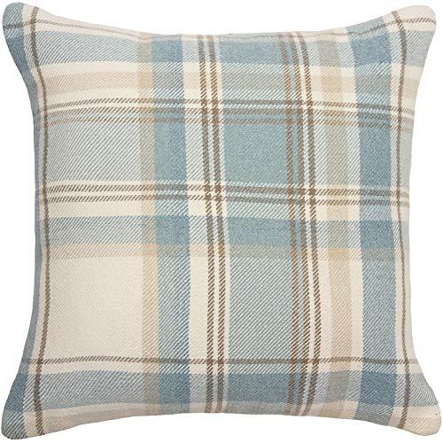 McAlister Textiles Federa Cuscino in Tartan Scozzese Heritage Quadrata | Accessori Decorativi per Divano,...