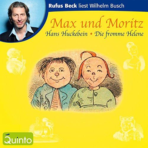 Max und Moritz Titelbild