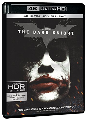 Batman - The Dark Knight, le Chevalier Noir - 4K Ultra HD - DC COMICS [4K Ultra HD + Blu-ray]
