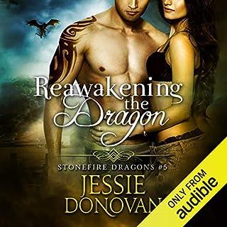 Reawakening the Dragon audiobook cover art