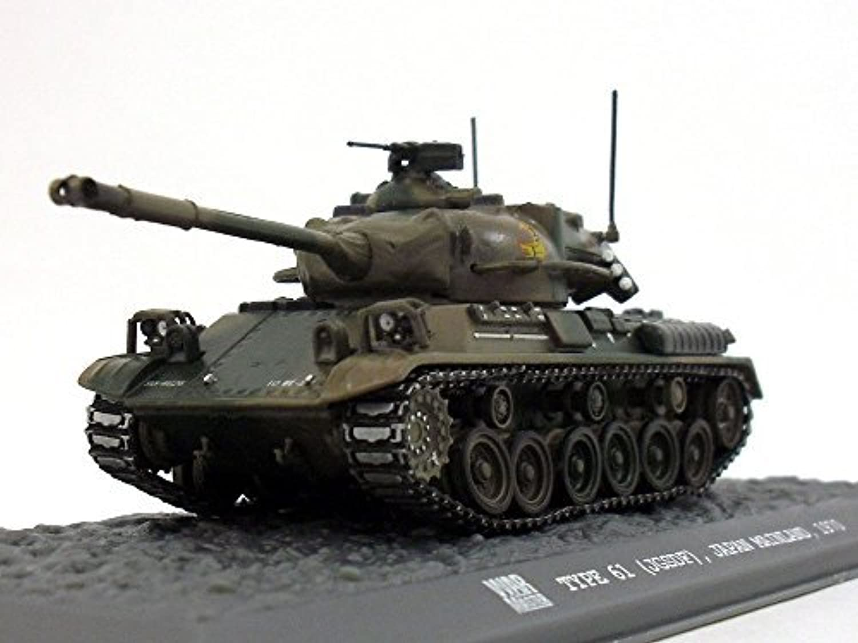 están haciendo actividades de descuento Type-61 Tank - JGSDF JGSDF JGSDF - Japan 1970 1 72 Scale Diecast Model by Warmaster  tienda de venta en línea
