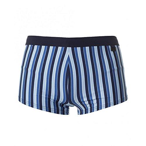 BOSS Herren Swordfish 10144404 01 Badehose, Blau (Open Blue 468), Medium (Herstellergröße: M)