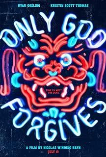 Only God Forgives (2013) 11 x 17 Movie Poster Ryan Gosling, Kristin Scott Thomas Style A