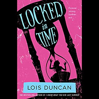 Locked in Time audiobook cover art