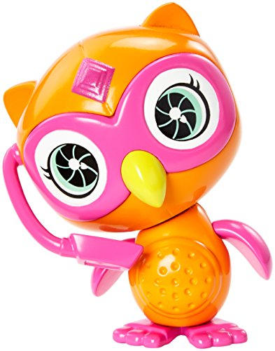 Barbie Spy Squad Owl 1pieza(s) Naranja, Púrpura - Figuras de Juguete para niños (Naranja, Púrpura, 3 año(s), Acción / Aventura, 1 Pieza(s))