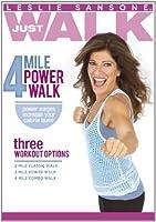 4 Mile Power Walk [DVD] [Import]