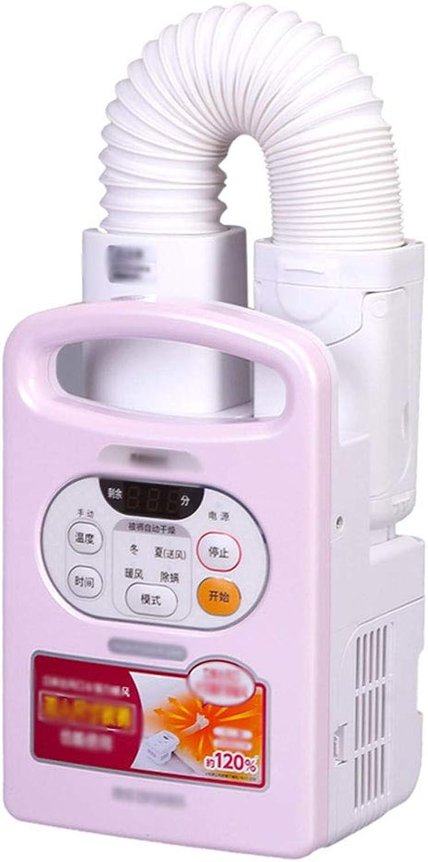 todos los bienes son especiales ZJYFHGJ El secador portátil, hogar eléctrico del secador de de de Ropa 560w calienta el Calentador rápido esterilizado,Secadora  el precio más bajo