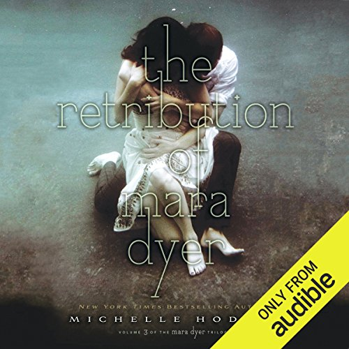 The Retribution of Mara Dyer cover art