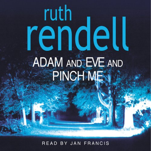Adam and Eve Pinch Me audiobook cover art