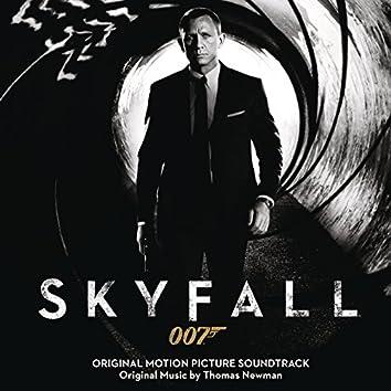 「007/スカイフォール」オリジナル・サウンドトラック