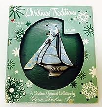 product image for Gloria Duchin 2008 Sailboat Ornament