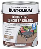 Rust-Oleum 301303 Sunset Decorative Concrete Coating