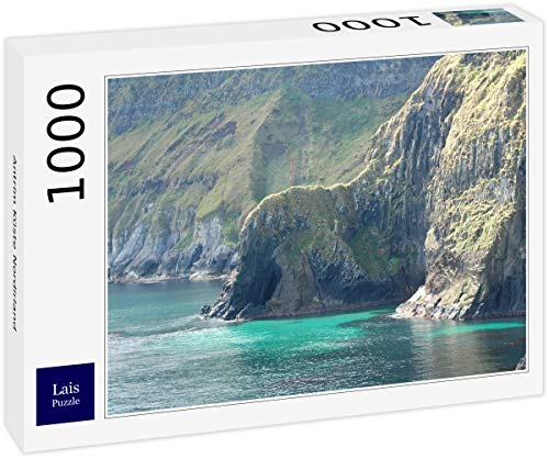 Puzzle Costa de Antrim Irlanda del Norte 1000 Piezas