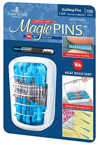 Taylor Seville Magic Pins-100/Pkg