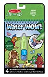 Melissa & Doug- Water Wow Animals-ON The GO Travel Activity Juego de...