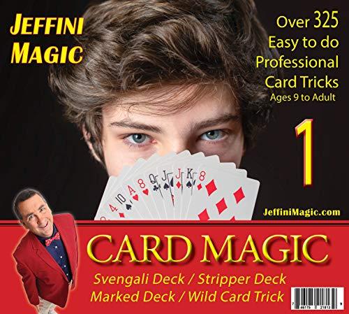 Jeffini's Card Trick Kit #1 - Magic…