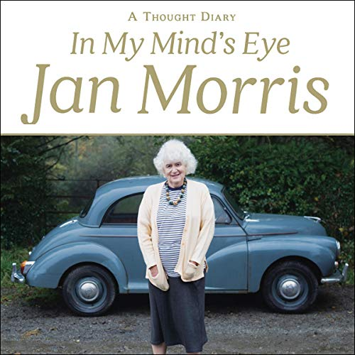 In My Mind's Eye audiobook cover art
