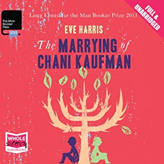 The Marrying of Chani Kaufman cover art