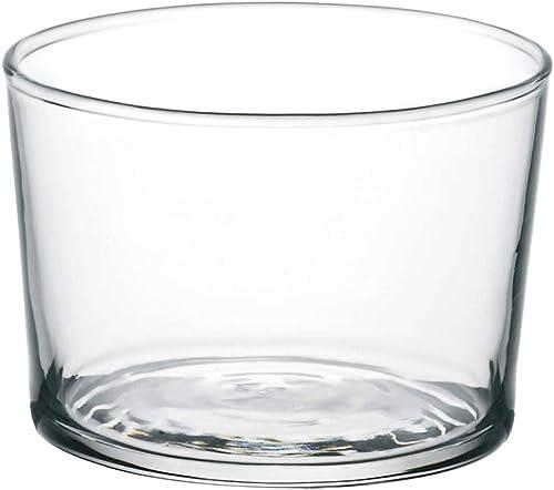Bormioli Rocco Bodega Vaso pequeños, 212 ml, juego de 12
