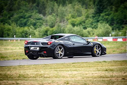 Jochen Schweizer Ferrari 458 - Cupón de regalo (10 vueltas)
