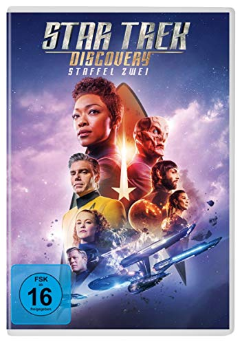 Star Trek: Discovery - Staffel zwei [5 DVDs]