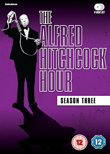The Alfred Hitchcock Hour - Season 3 (8 DVDs)