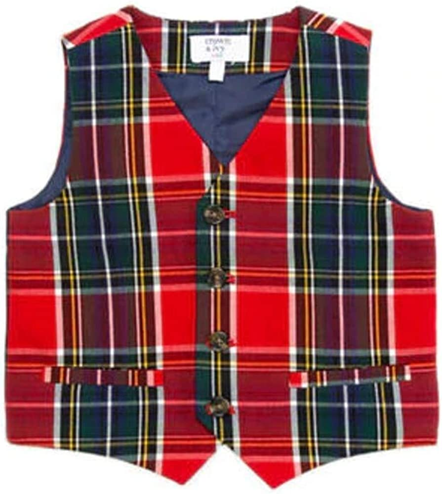Crown & Ivy Toddler Boys Family of Crown Vest
