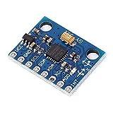 3-5V GY-521 GY521 GY 521 MPU-6050 MPU6050 MPU 6050 módulo 3 ejes sensores de giroscopio analógicos + acelerómetro para Arduino