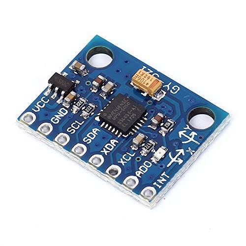 3-5V GY-521 GY521 GY 521 MPU-6050 MPU6050 MPU 6050 Modul 3 Achsen Analog Gyro Sensoren + Beschleunigungsmesser für Arduino