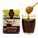 Mujeza Black Seed Honey- (Black cumin- nigella seeds) - Kosher - Not...