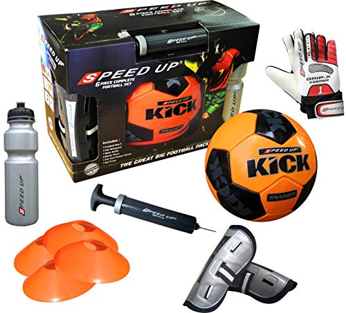 Speed Up Complete Football Training Set - 6 Pieces