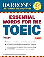 Essential Words for the TOEIC with MP3 CD, 6th Edition by Dr. Lin Lougheed(2017-04-01)