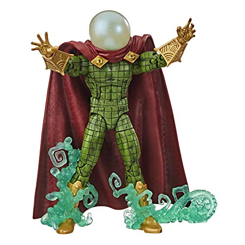 Spider-Man Hasbro Retro 6-inch Collectible Marvel's Mysterio Action Figure Toy, Ages 4 And Up