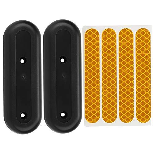 Funda protectora con pegatina reflectante para scooter con calcomanías adhesivas para piezas y accesorios Ninebot MAX-G30