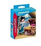 Playmobil Special Plus Pirata con Tesoro, 9087