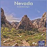 Nevada Landscape Calendar 2022: Official Nevada State Calendar 2022, 16 Month Calendar 2022