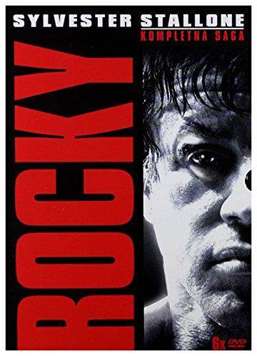 Rocky - Saga Pakiet [6DVD] (Keine deutsche Version)