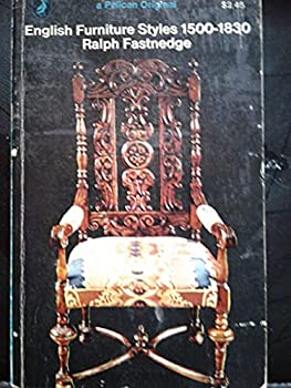 Mass Market Paperback English Furniture Styles: From 1500 to 1830 Book