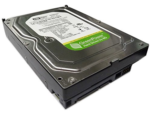 Western Digital Wd Av-Gp 500 GB 32 MB Cache SATA 3.0 Gb/S 3,5 pollici (Cctv, Dvr, PC) Internal Hard Drive - 1 Year Warranty