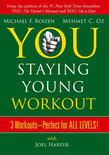 You: Staying Young Workout [USA] [DVD]