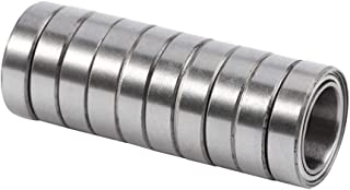 Double-Shielded Ball Bearing, Thin Wall Bearing, Sturdy for Electric Motor Applications