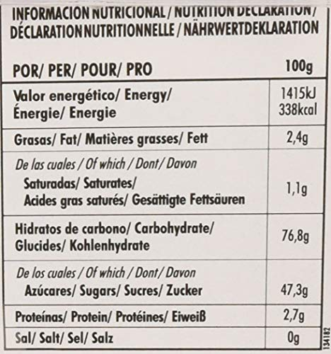 FIESTA Maromas Regaliz Dulce Sabor Cereza - Envase de 60 unidades
