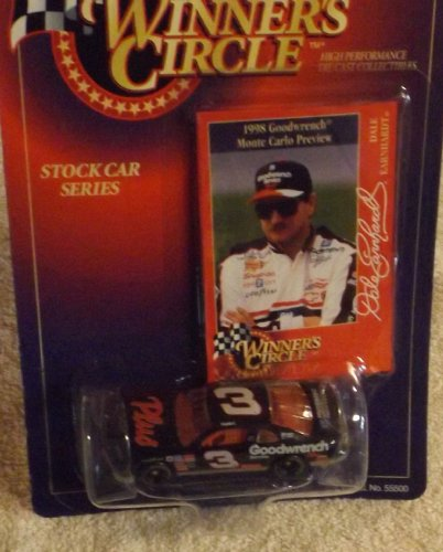 Dale Earnhardt Sr #3 1998 Goodwrench Monte Carlo