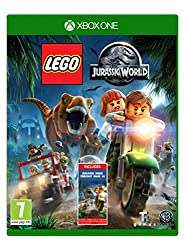 Relive key moments from all four Jurassic films: an adventure 65 million years in the making - now in classic LEGO brick fun! Wreak havoc as LEGO dinosaurs: choose from 20 dinosaurs, including the friendly Triceratops, deadly Raptor, vicious Compy an...