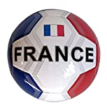 abrakado.nath 1 Ballon DE Foot France Simili Cuir